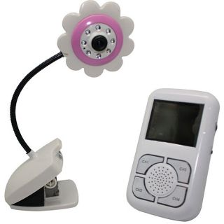 Watchdogs Deluxe Daisy Camera Design Baby Monitor