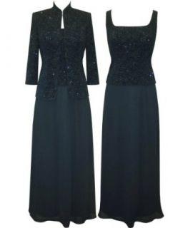 Plus Size Wonderful Dark Azure Dress    Size14 ColorDark