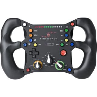 SteelSeries SWR S1 Gaming Steering Wheel Today $130.99
