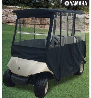 The Universal 4 Sided Golf Cart Enclosure for Yamaha Drive