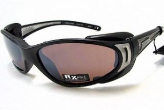 Sport Chopper Sunglasses Matte Black 205 MagTraxion Shades Clothing