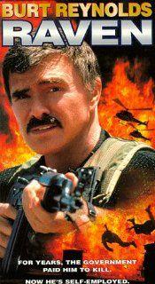 Raven [VHS] Burt Reynolds, Matt Battaglia, Krista Allen