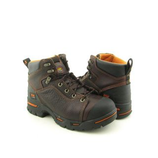Timberland Pro Mens Endurance 6 Leather Boots