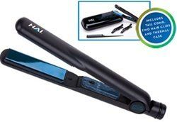 HAI 206SE Blue Sapphire Titanium Convertible Styler
