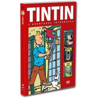 DVD DESSIN ANIME DVD Coffret Tintin, vol. 7  Les bijoux de la C