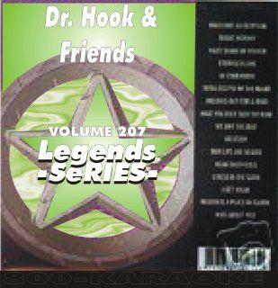 Dr. Hook & Others 16 Song Karaoke CDG Legends #207 Legends Music