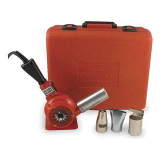 Master Appliance VT 750CK Heat Gun Kit, 1000 F, 14.5 Amp, 23 CFM