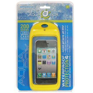Aqua Box AB 202 Y Yellow Large Series 200 Waterproof Case