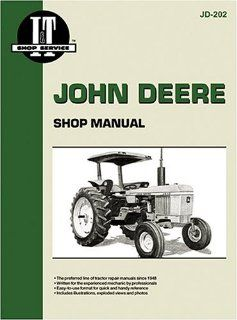 John Deere Shop Manual Jd 202 Models: 2510, 2520, 2040, 2240, 2440