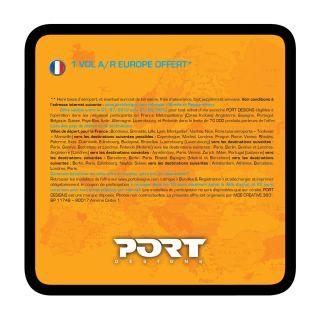 PORT DESIGNS Sacoche 15/16 + Souris + Vol offert Noir   Achat
