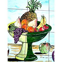 Kitchen Backsplash Mosaic Ceramic Tile Mural
