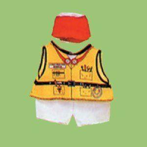 Dexter DEX 208   Construction Doll Costume Toys & Games