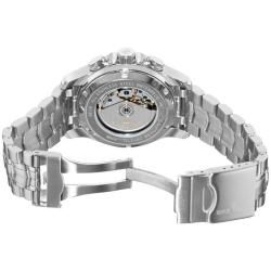 Revue Thommen Mens Air Speed Steel Automatic Chronograph Watch