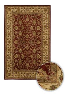 Hand tufted Transitional Serena Wool Rug (8 Round)