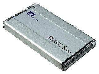 CP TECHNOLOGIES CP UE 205 USB 2.0 2.5INHDD Platinum Series