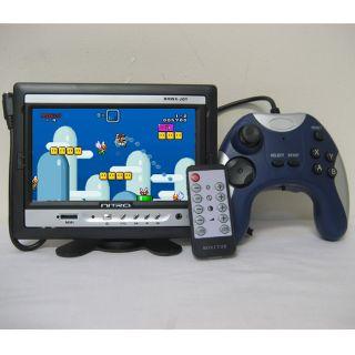Nitro 7 inch TFT Headrest Monitor w/ Built in Games