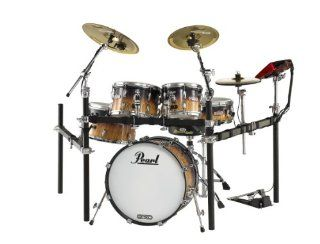 Pearl ePro Live EPLX205P/B464 Electronic Drum Kit, Quilted