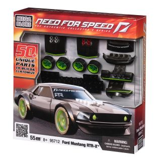 Need for Speed Ford Mustang RTRX 138 Scale Buildable Car