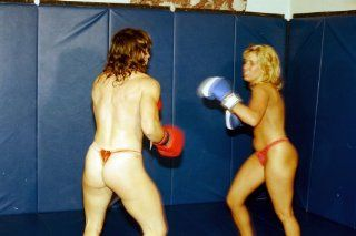 Womens Topless Wrestling   LSP PP207   Competitive Female