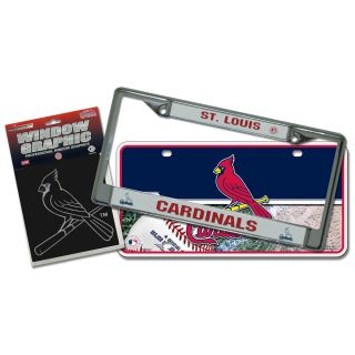 St. Louis Cardinals Automotvie Detail Pack
