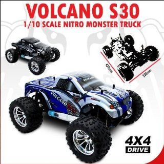 REDCAT RACING VOLCANO ~ NEW ~ RADIO CONTROL ~ S30 MONSTER