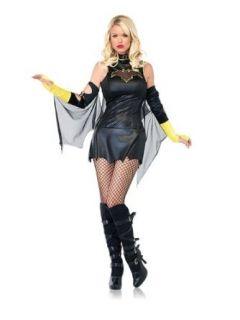 2 Pc. Phantom Girl Adult Costume Clothing