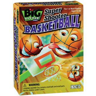 Patch Products Super Shooter Basketball Game Today $8.99
