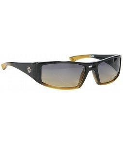 Spy Clint Back Yellow Fade/ Yellow Lens Sunglasses