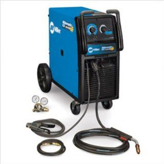 212 Auto Set MIG Welder 200/208/230 Volt, 1 Phase, 60 Hertz With 250