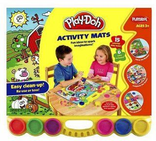 Play Doh Activity Mat Toys & Games