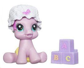 My Little Pony Newborn Cuties Toola Roola Toys & Games
