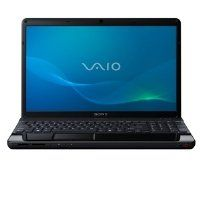 Sony VAIO VPC EE33FX/BJ 15.5 Inch Laptop (Black