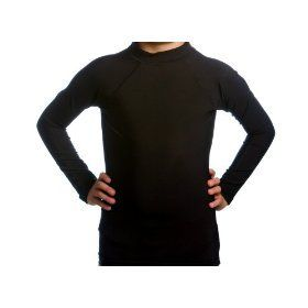 Beach Depot UPF 50+ Kids Long Sleeve Rash Guard Shirt