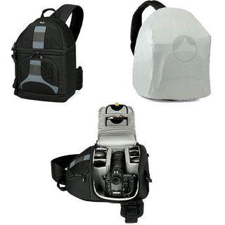 Lowepro SlingShot 300 All weather Black Camera Bag