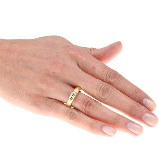 Tiffany & Co. 18k Two tone Gold Circa 1993 Paloma Picasso Estate Ring