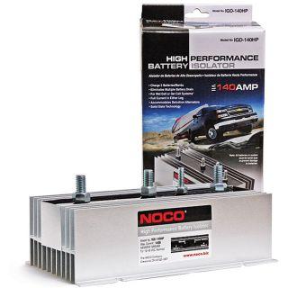 High Performance 140 amp Battery Isolator