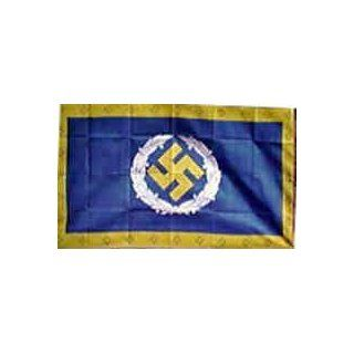 Swastika Blue 3x5 Feet Flag: Everything Else