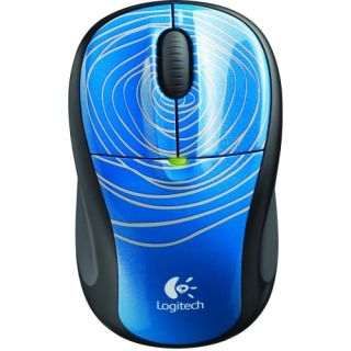 Logitech M305 Mouse   Optical Wireless   Blue
