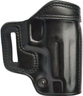 Galco Avenger Belt Holster   Left Hand   Black AV219B