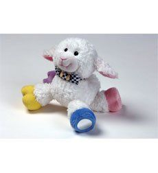 Mary Had a Little Lamb Musical Pull String Plush Toy Toys