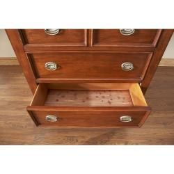 Broyhill Modern Country 5 drawer Chest