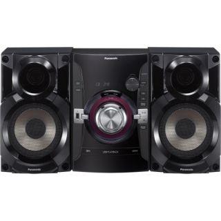 Panasonic SC AKX14 Mini Hi Fi System   250 W RMS