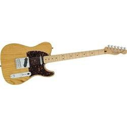 Fender Standard Telecaster Electric Guitar Ash Natural Ash