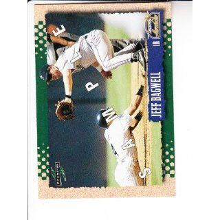 1995 Score Samples #221 Jeff Bagwell Promo card Baseball