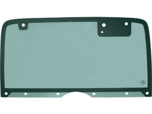 Jeep Wrangler YJ 87 95 Hard Top Lift Gate Glass without Defrost