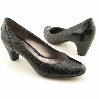 Sam Edelman Yuki Womens Black Heel Pump Shoes (Size 7.5)