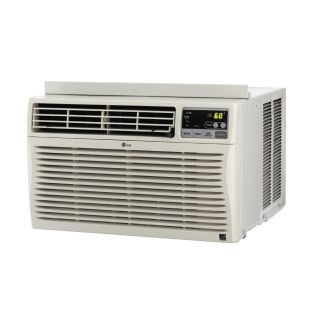 LG 8,000 BTU Window Air Conditioner with Remote (Refurbished) Today $