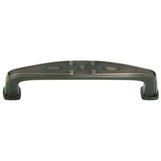Stone Mill Hardware Edinborough Oil rubbed Bronze Cabinet Pulls (Pack