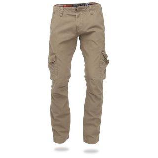 FRESH BRAND Pantalon Homme Kaki Kaki   Achat / Vente PANTALON FRESH
