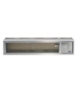 DCS DRH 48N Built In Patio Heater, Natural Gas, Brushed